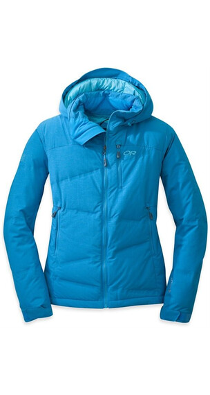 Outdoor Research W's Stormbound Jacket Hydro/Rio